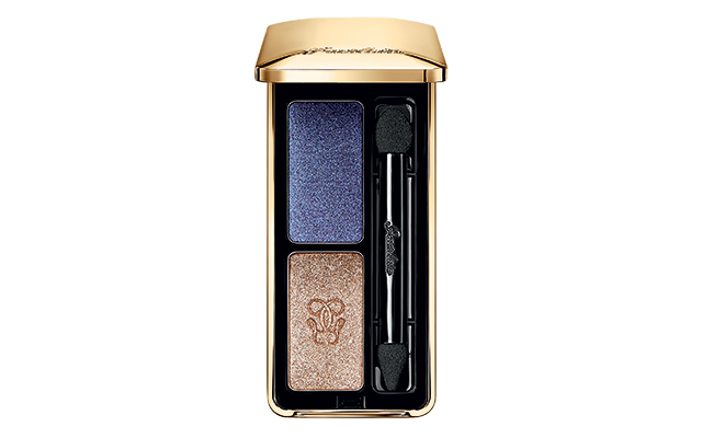 Écrin Shalimar Precious Eyeshadows, Gold and Sapphire Shades