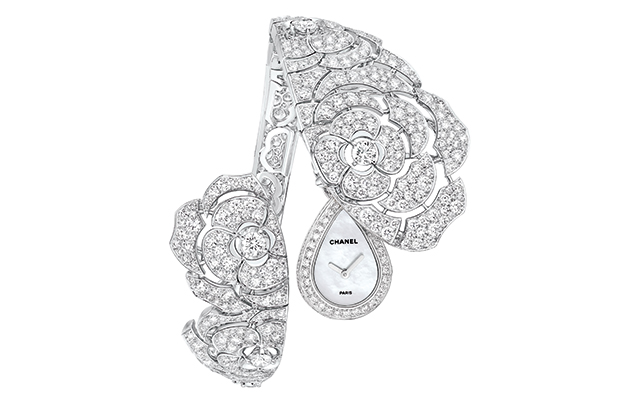 Gabrielle Chanel secret watch