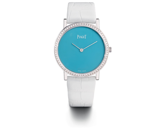 Piaget Altiplano natural turquoise dial