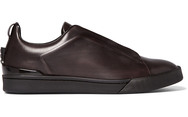 Couture leathers sneakers, Dhs1,820