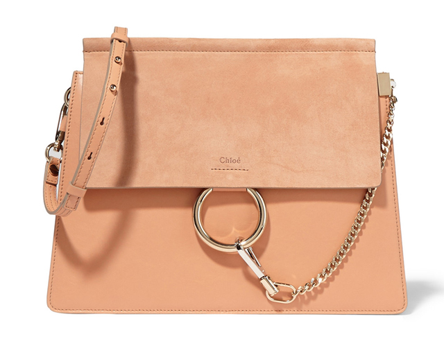Chloe Faye Shoulder Bag, Dhs6,730 at Net-a-Porter.com