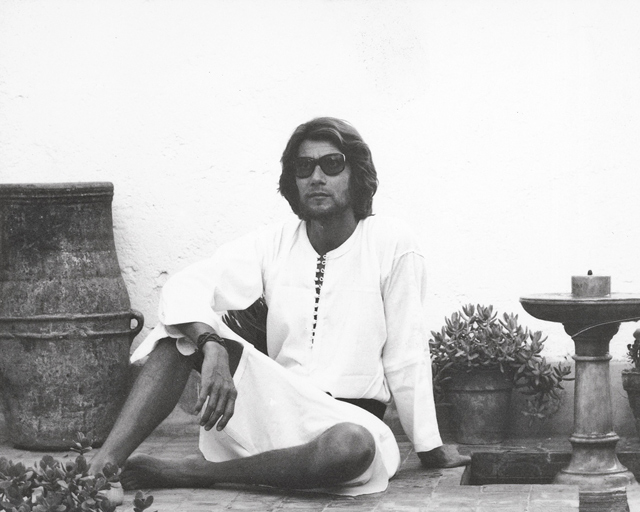 Yves Saint Laurent in Morocco
