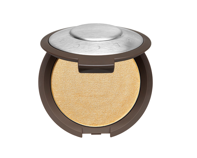 Becca Shimmering Skin Perfector Pressed Highlighter in Gold Pop, Dhs174