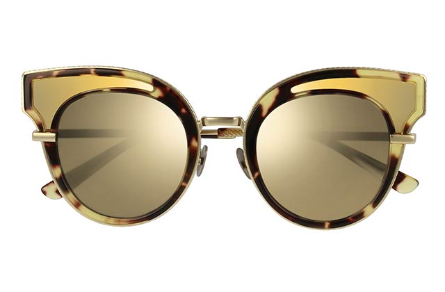 Bottega Veneta Intrecciato sunglasses, price available upon request