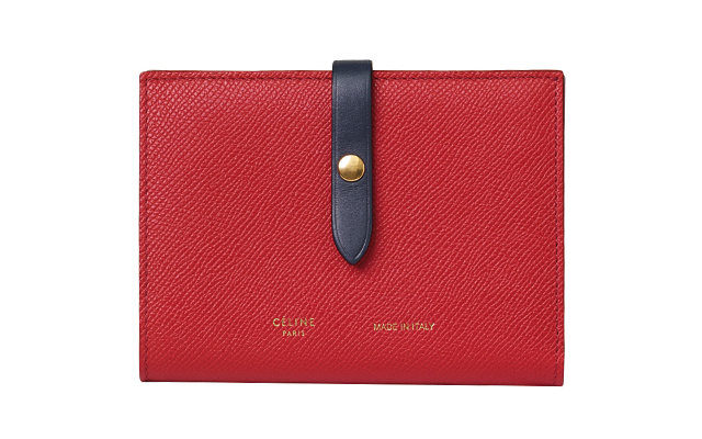 Céline multifunction calfskin pouch, Dhs2,180