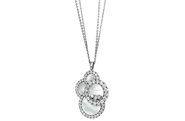 Chopard Happy Dreams necklace, Dhs21,530