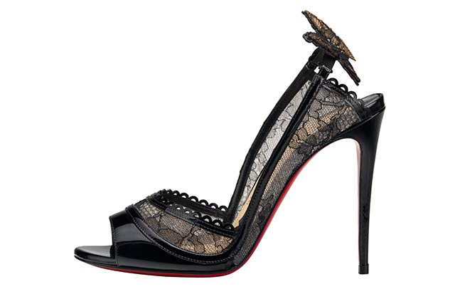 Christian Louboutin Chantilly heel, Dhs3,790
