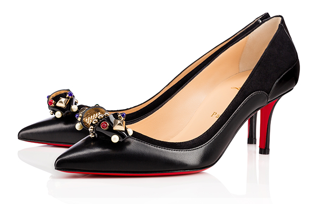 Christian Louboutin Tudorchic, Dhs3,990