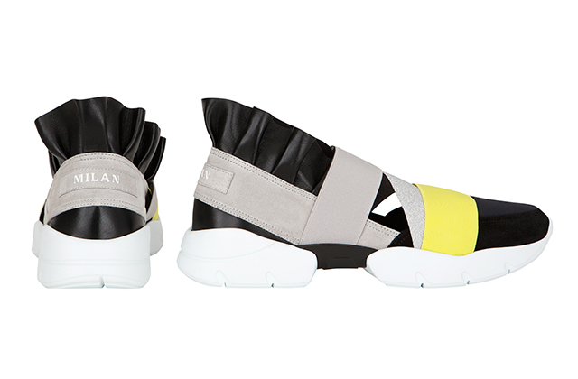 Emilio Pucci Milan sneakers, Dhs1,850