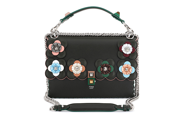 Fendi handbag available at The Galleria, price available upon request