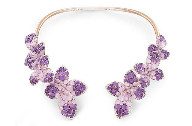 Pasquale Bruni Ghiardini Segreti Haute Couture necklace