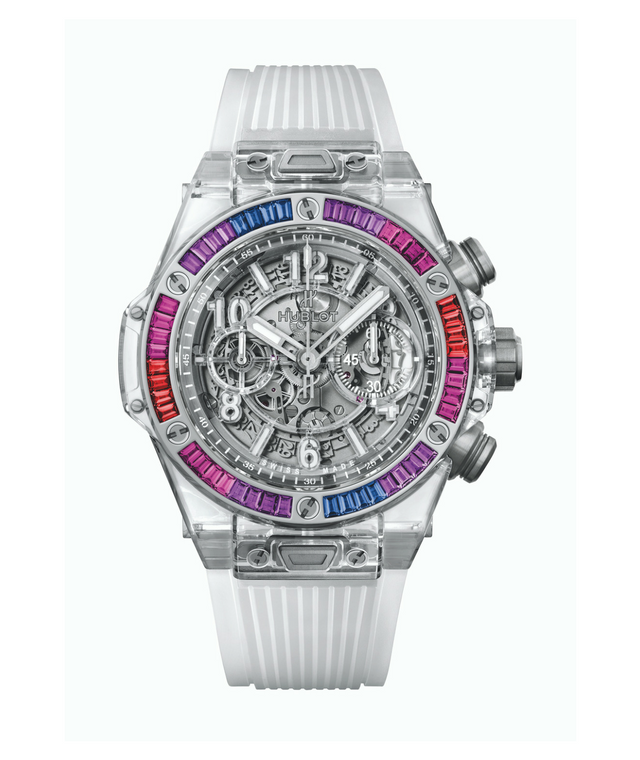 Big Bang Unico Galaxy