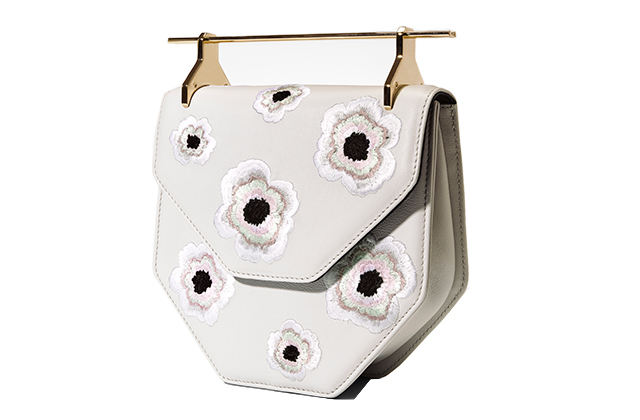 M2Malletier La Fleur du Mal handbag, price available upon request