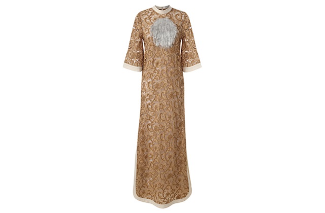 Madiyah Al Sharqi long dress, Dhs6,759