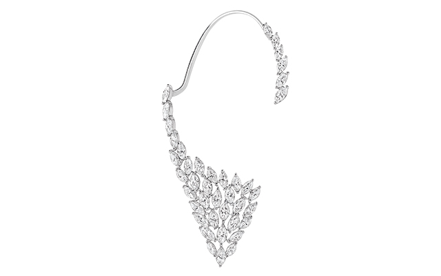 Messika Paris Monoboucle Madeleine ear cuff