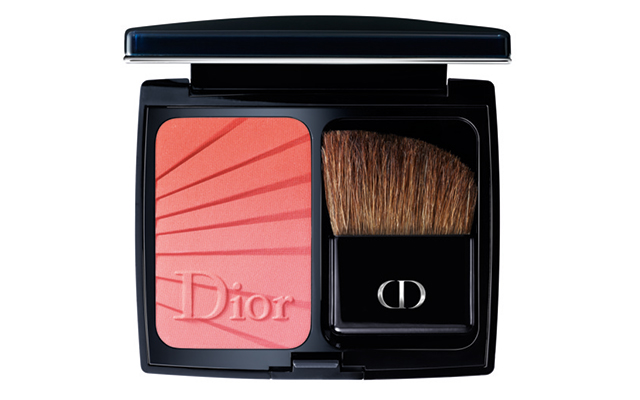Diorblush Colour Gradation in Coral Twist