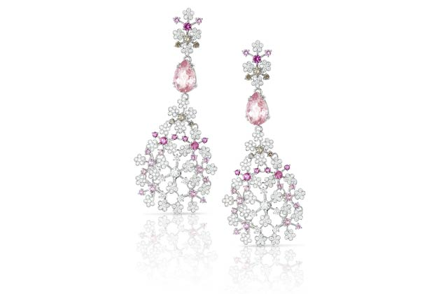 Pasquale Bruni Fiori in Fiori earrings