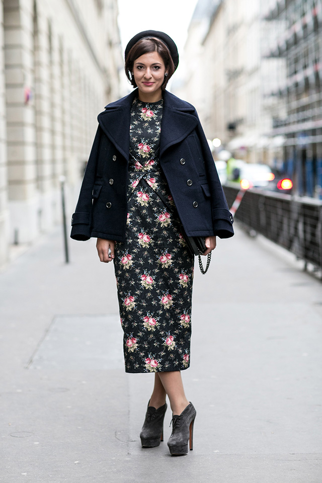 Haute Couture Spring Summer 14 Street Style Part 2 Buro
