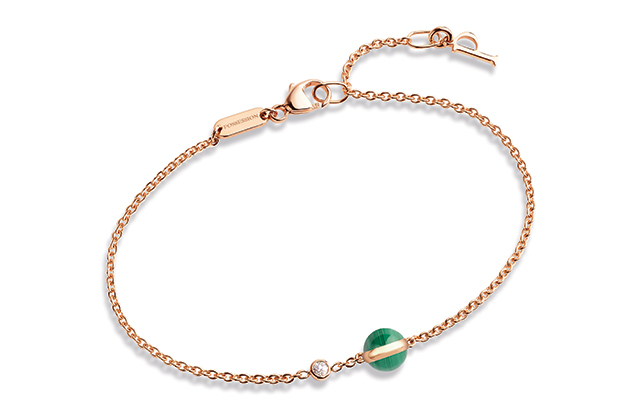 Piaget Possesion green malachite bracelet