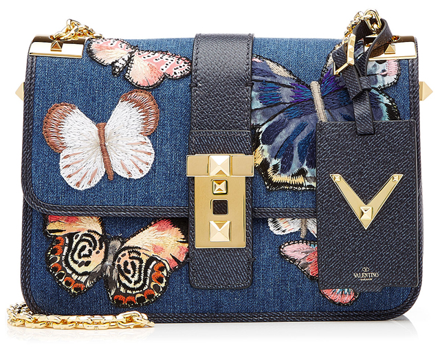 Valentino Butterfly Bag, Dhs8,655 at Stylebop.com