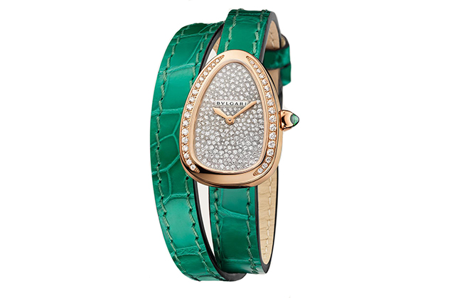 Bulgari Serpenti watch, Dhs54,000
