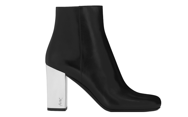 YSL Babies 90 Ankle Boot, Dhs3,630