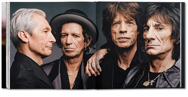 Taschens 5000 Book On The Rolling Stones With Annie Leibovitz And