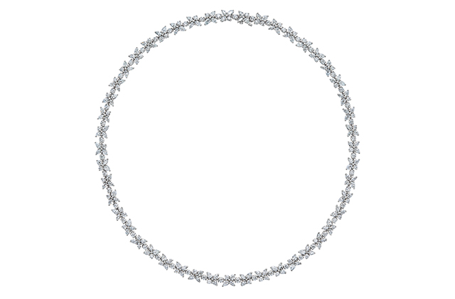 Tiffany & Co. Victoria necklace, Dhs245,000