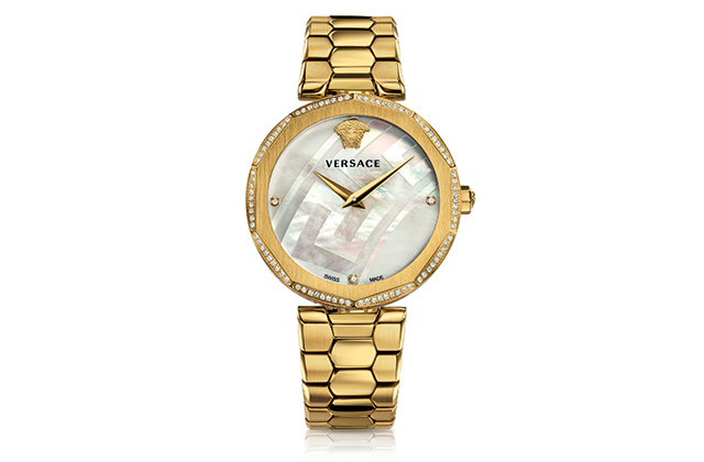 Versace Idiya timepiece, price available upon request
