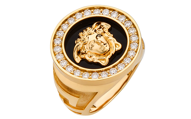 New In Versace S Fine Jewellery Arrives At Harvey Nichols