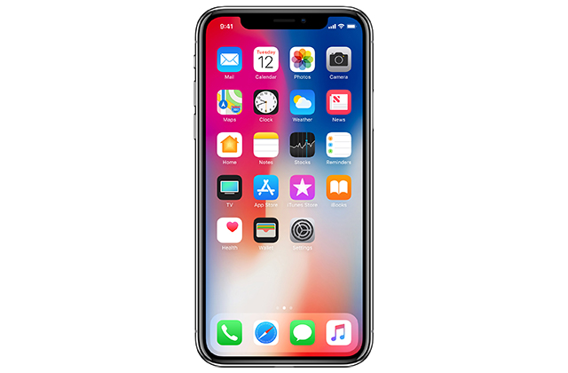 Apple iPhone X, from Dhs4,099