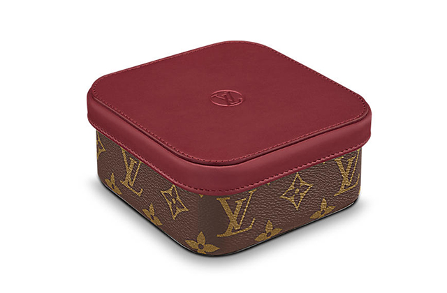 Louis Vuitton Box Camille MM, price available upon request