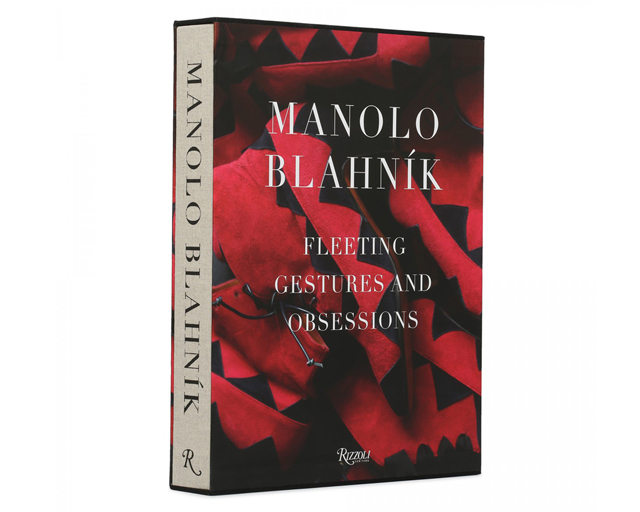 Fleeting Gestures and Obsessions by Manolo Blahnik