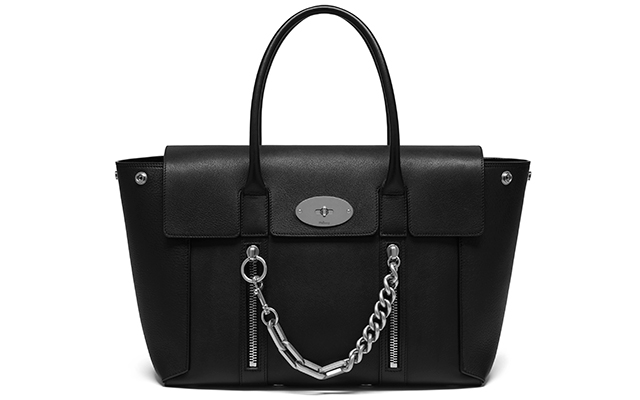 Catwalk Bayswater smooth calf with zips in black, Dhs6,332