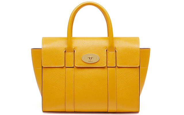 Small Bayswater classic grain in canary, Dhs4,478
