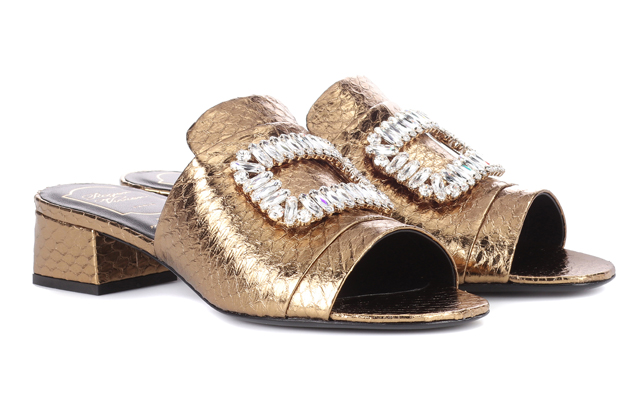 Slipper New Strass sandals, Dhs6,560