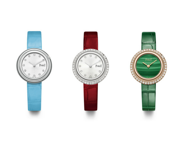 Piaget's new Possession watches