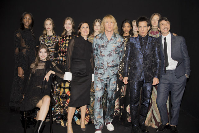 Report: Zoolander gives Valentino social media boost and other brands engagement exposed
