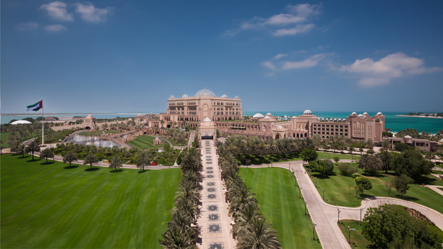 Arabian jewel: 24 hours at Emirates Palace in Abu Dhabi