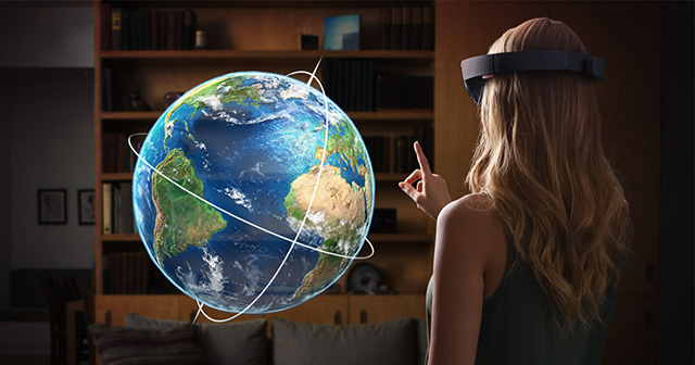 Microsoft's newest foray into virtual reality – HoloLens