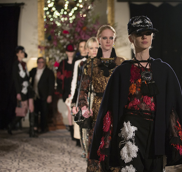 Alber Elbaz and Lanvin unveil exclusive Middle East capsule collection in Dubai
