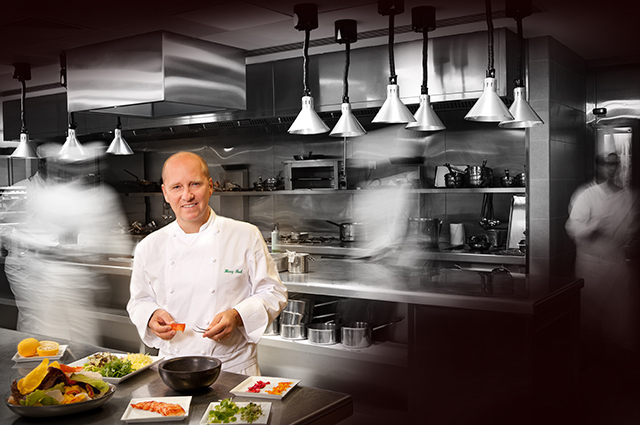 Exclusive: In the kitchen with three Michelin-star chef Heinz Beck