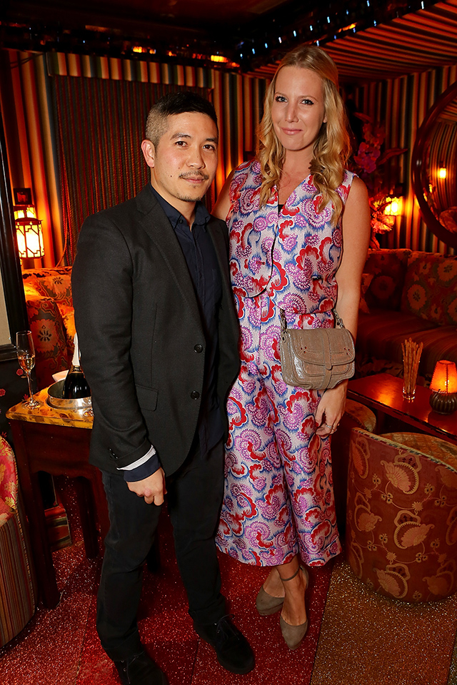 Thakoon hosts London dinner at Mayfair private members' club