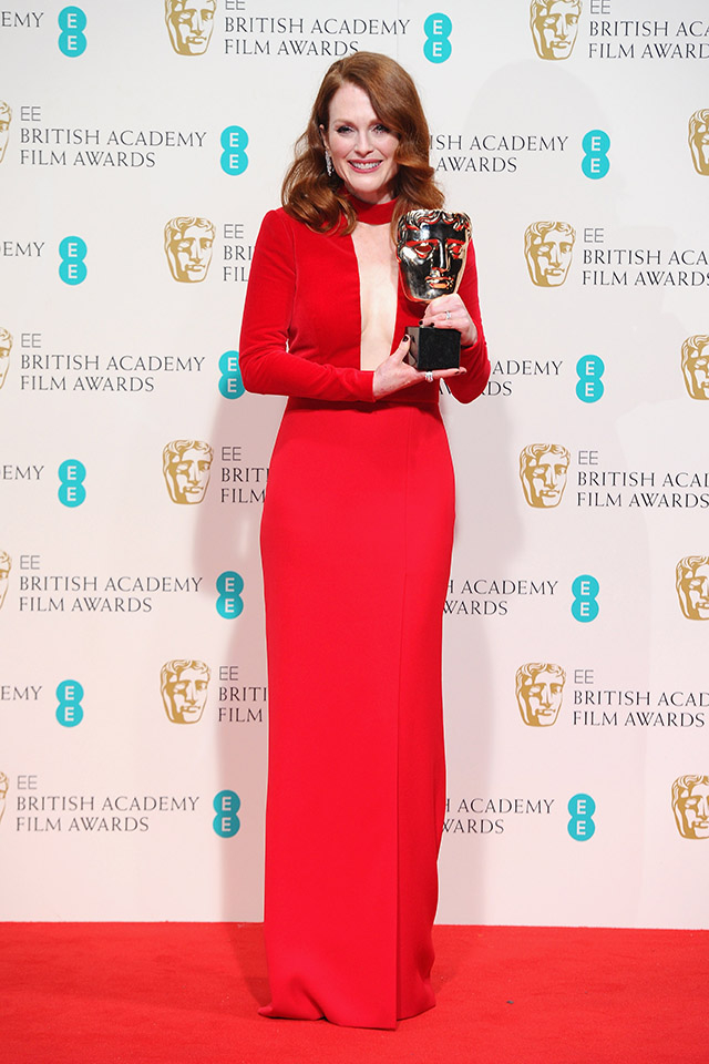 The BAFTA Awards 2015: The Winners