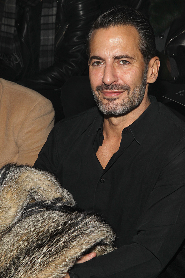 New York Fashion Week: The guests at the Marc by Marc Jacobs show