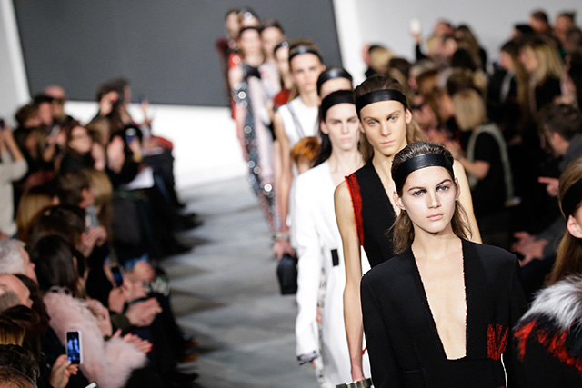 New York Fashion Week: Proenza Schouler Autumn/Winter 15