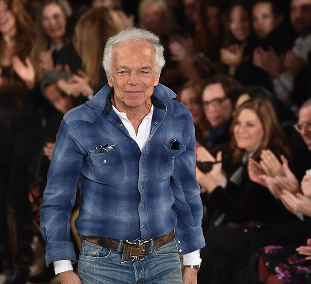 Ralph Lauren to give a talk at Parsons tonight
