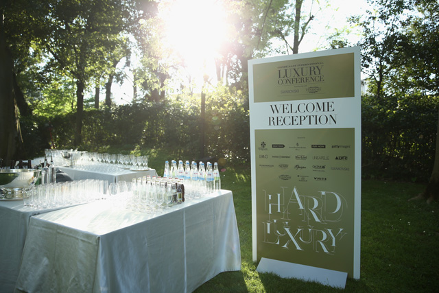 Condé Nast launches Luxury Conference with elegant cocktail reception