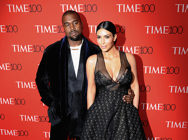Kanye West, Kim Kardashian, DvF, Emma Watson and more celebrate the Time 100 2015
