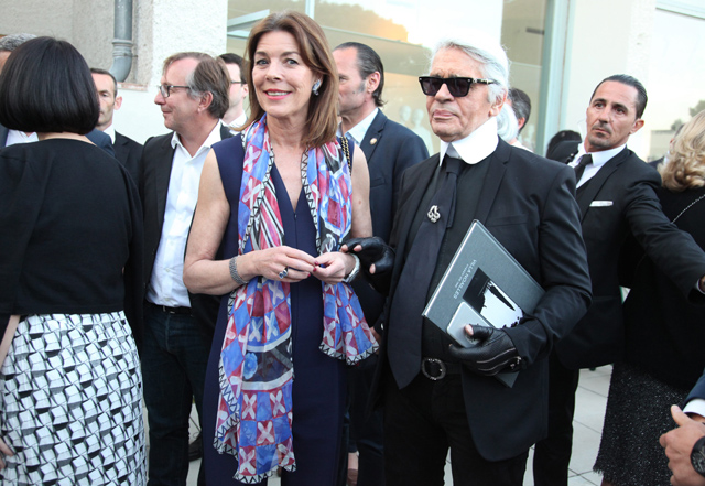 The Hyères Festival 2015: Karl Lagerfeld's masterclass and the first few days in pictures